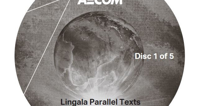 Lingala Parallel Texts - Audio CD