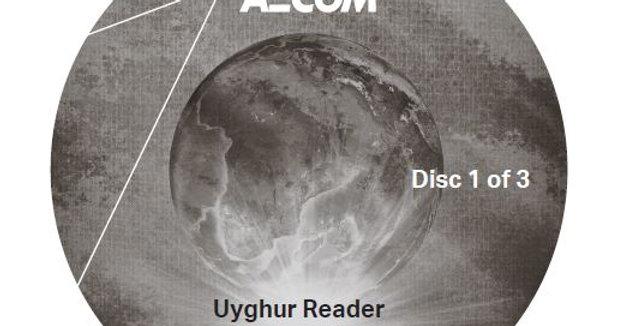 Uyghur Reader - Audio CD