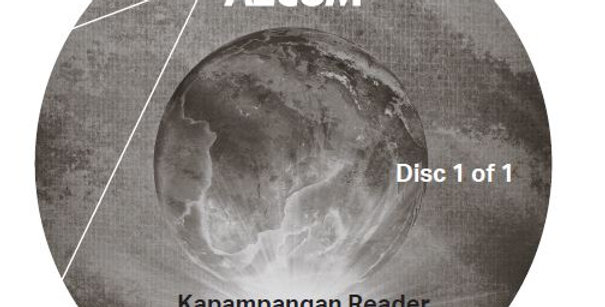 Kapampangan Reader -Audio CD