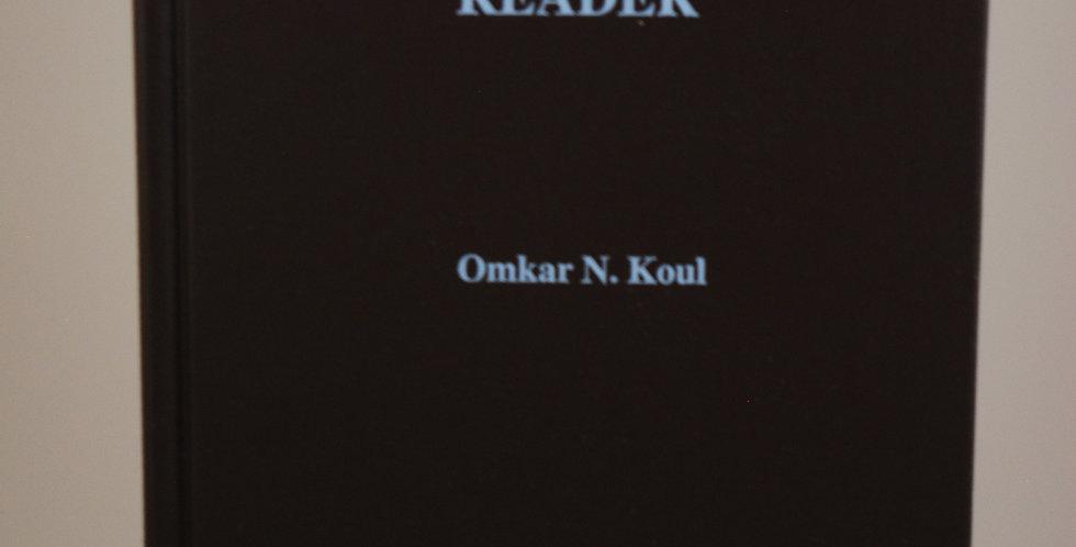 Kashmiri Newspaper Reader