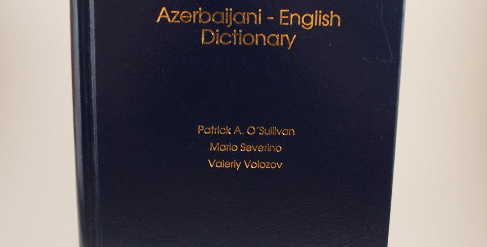 Azerbaijani - English Dictionary