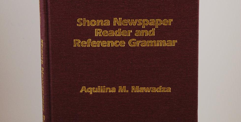 Shona Newspaper Reader and Reference Grammar