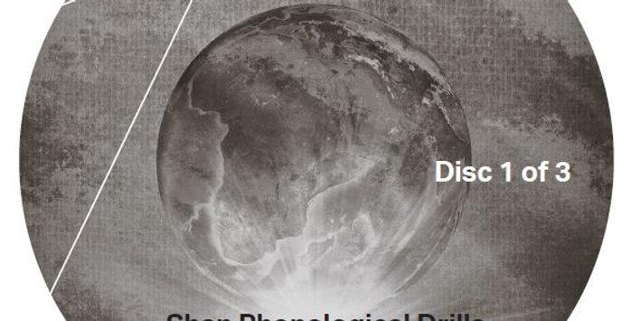 Shan Phonological Drills - Audio CD