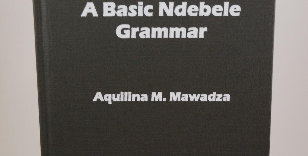 A Basic Ndebele Grammar