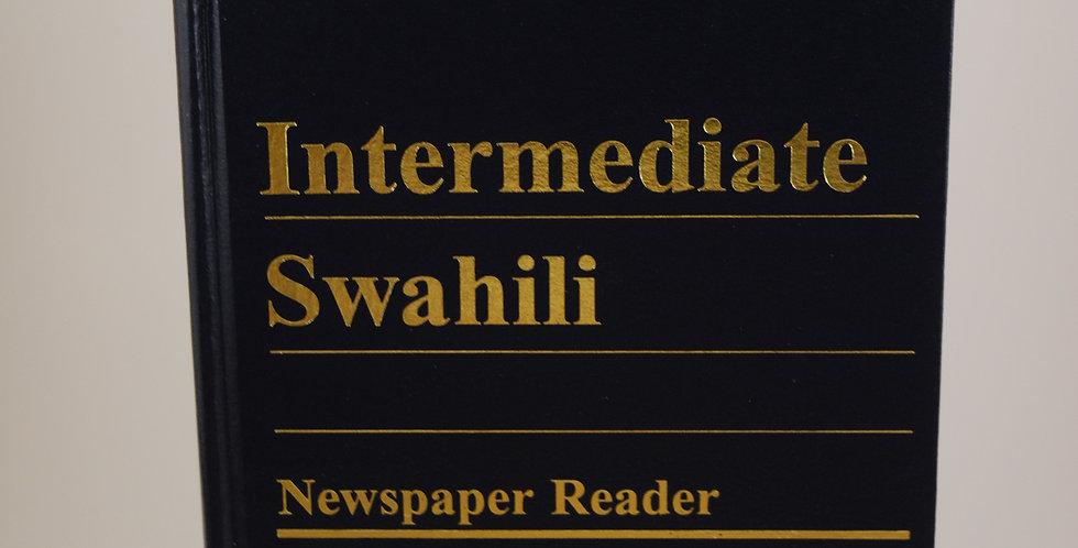 Intermediate Swahili Newspaper Reader