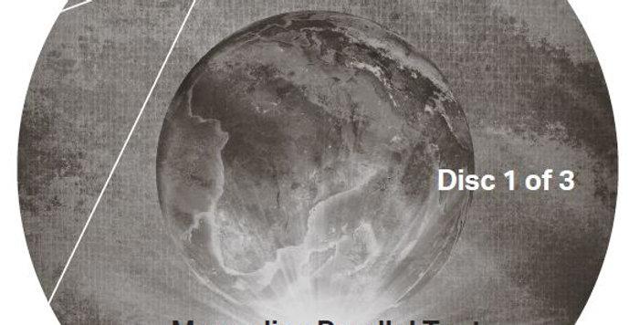 Mongolian Parallel Text - Audio CD
