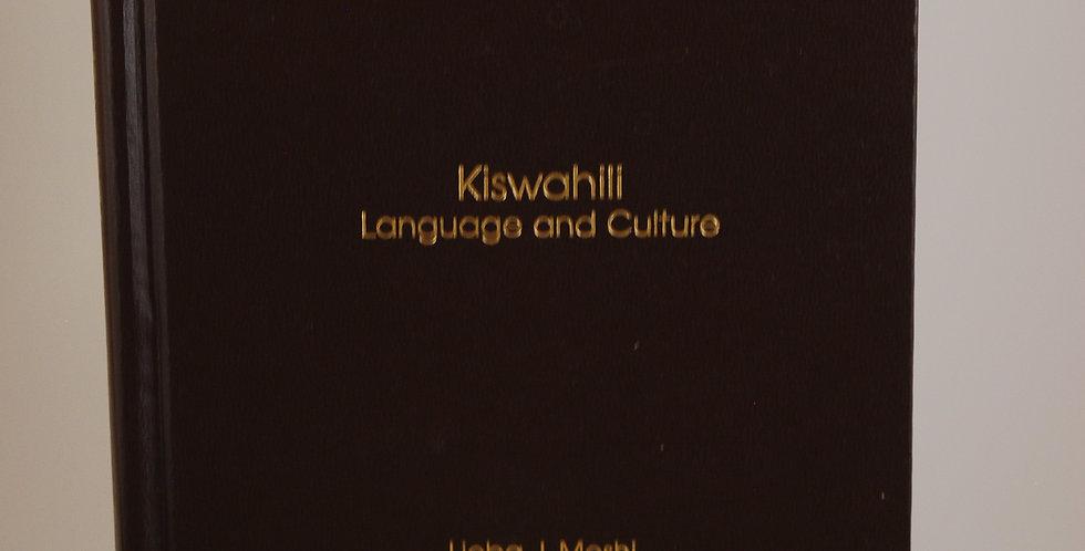Kiswahilli Language and Culture