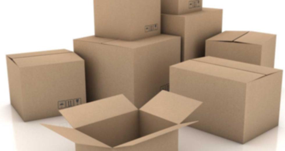 Assorted Packaging Handles