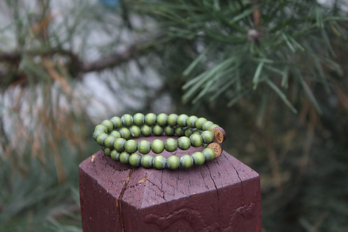 "Classics Collection ""Olive"" 8mm"