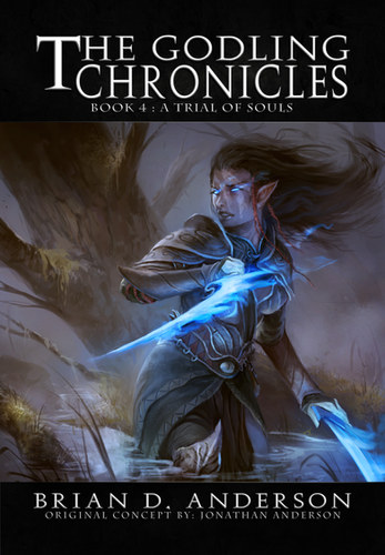 A Trial of Souls, The Godling Chronicles