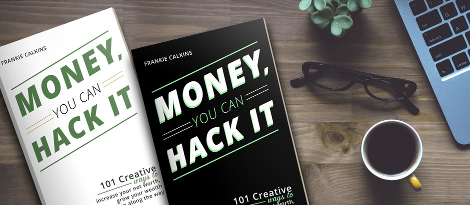 "Preview My New Book ""Money, You Can Hack It"" (Plus, Book Trailer!)"