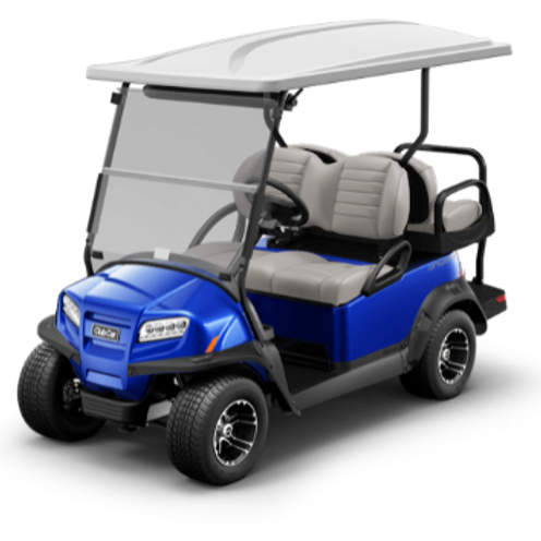 2021 Metallic Blue Onward DC Electric 48V
