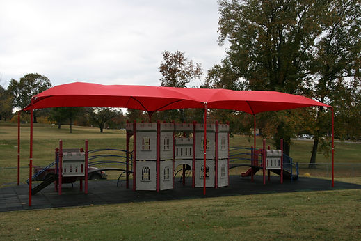 Frame Shade Structure