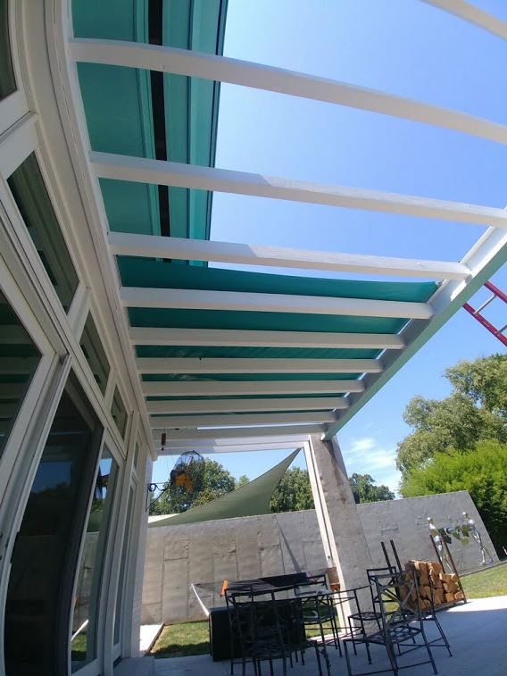 Shade-Guard residential, Forest Park