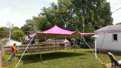 Shade-Guard tent rental