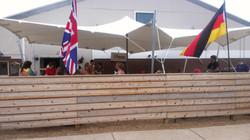 St. Louis Civil Life patio tent