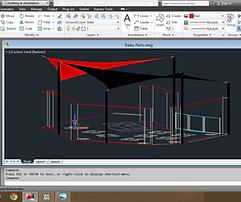 Designing Shade Sails