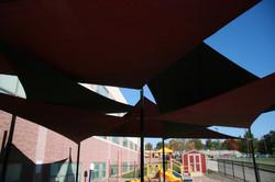 Rockwood Summit HS shade sails