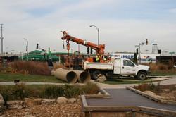 Brightside St Louis excavation