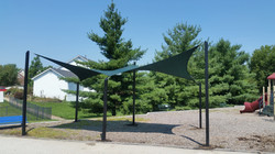 Ridge Meadows ES Shade Structure