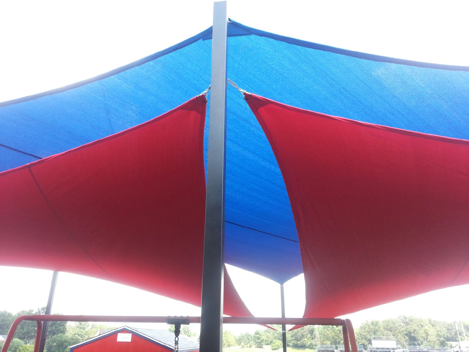 Clarkson Valley ECE shade sails