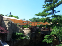 St. Louis Zoo BCC shade sails