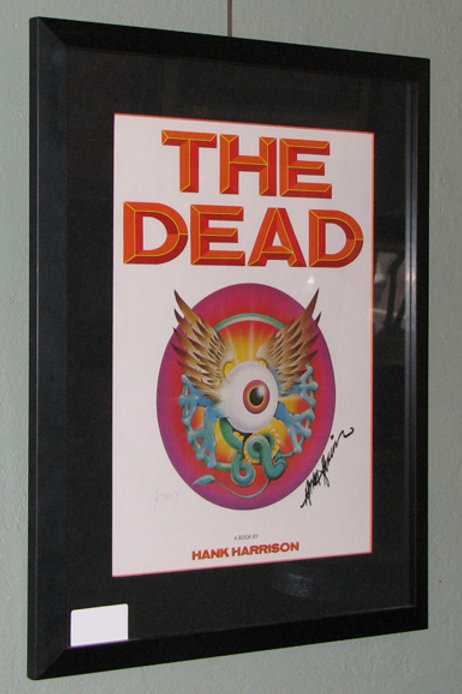 Dead, The: Author Signed Bookstore Art