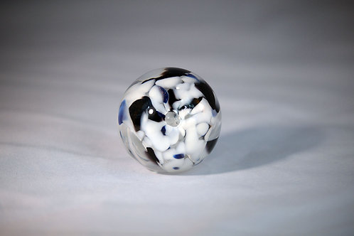 Black and White Paper Weight