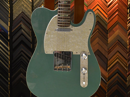 Sea Green T Style Guitar