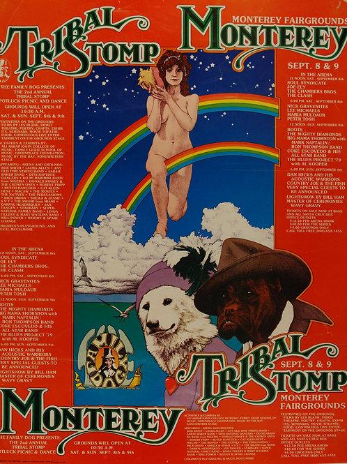 Tribal Stomp: Monterey