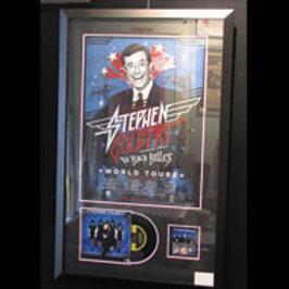 Steven Colbert: The Black Belles Bogus Tour Poster
