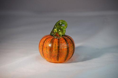 Realistic Orange Pumpkin