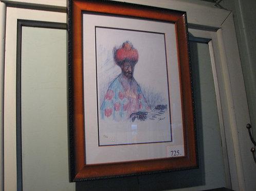 Jerry Garcia: Art Print 1
