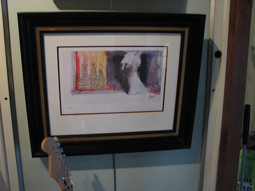 Jerry Garcia: Art Print 2