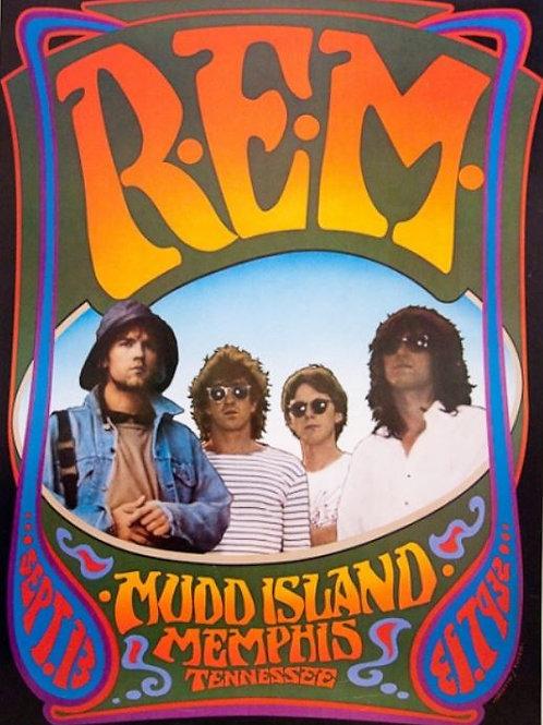 R.E.M. : Mudd Island