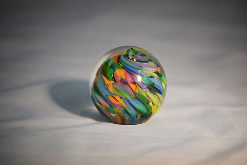 EOD Multi-colored Spiral Paper Weight