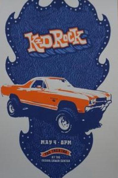 Kid Rock: Frank Erwin Center Theatre