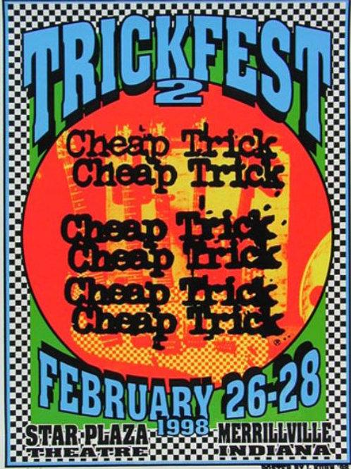Cheap Trick: Trickfest 2, '98