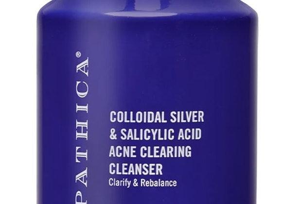 Colloidal SIlver & Salicylic Acid Cleanser  2 oz.