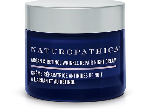 Argan & Retinol Advanced Wrinkle Remedy Night Gel Cream