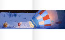 Saving the hot air balloon