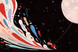 Moon Kite