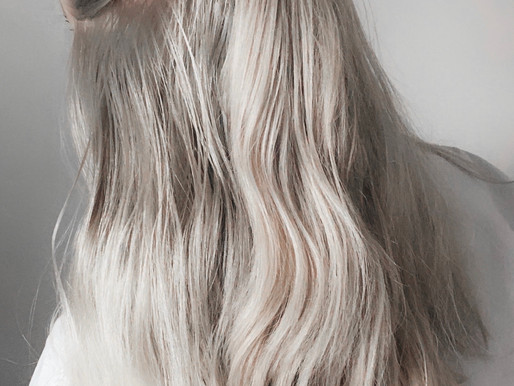 GO BLONDE AT HOME