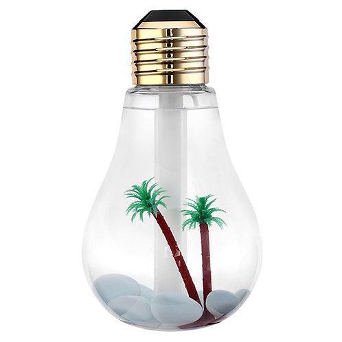 Bulb Light Humidificador