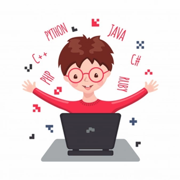 cute-smiling-boy-sitting-laptop-learning