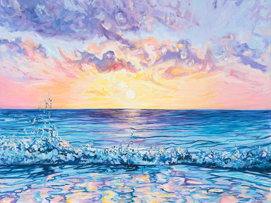 Splash of The Sun