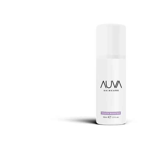 AUVA Youth Booster Cream With Hyaluronic Acid, Yeast Extract and Phytoceramides
