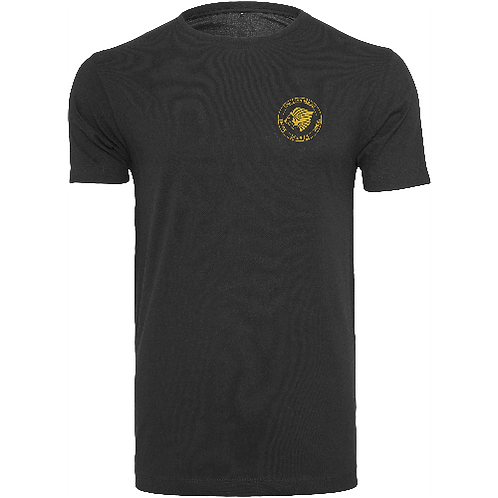 The Lion Head Light T-Shirt Round-Neck