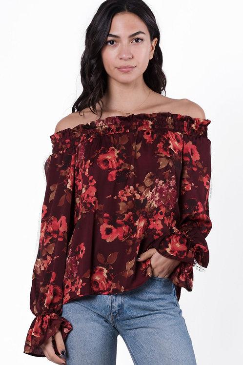 Almeria Dress Top, Flamenco Style, Spanish style