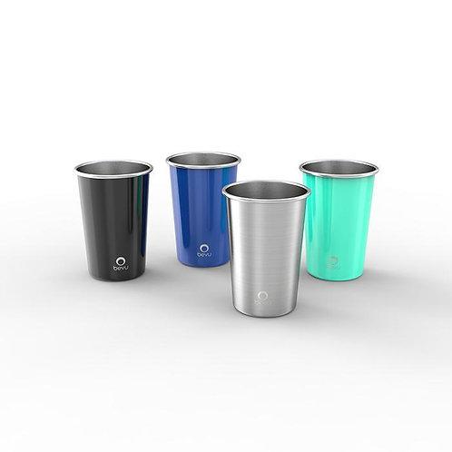 Bevu® Steel Cups 470ml / 16oz.